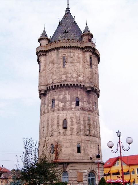 Castelul de apă din Drobeta Turnu Severin