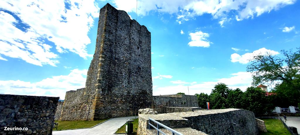 Cetatea-Severinului-Turnul-lui-Sever