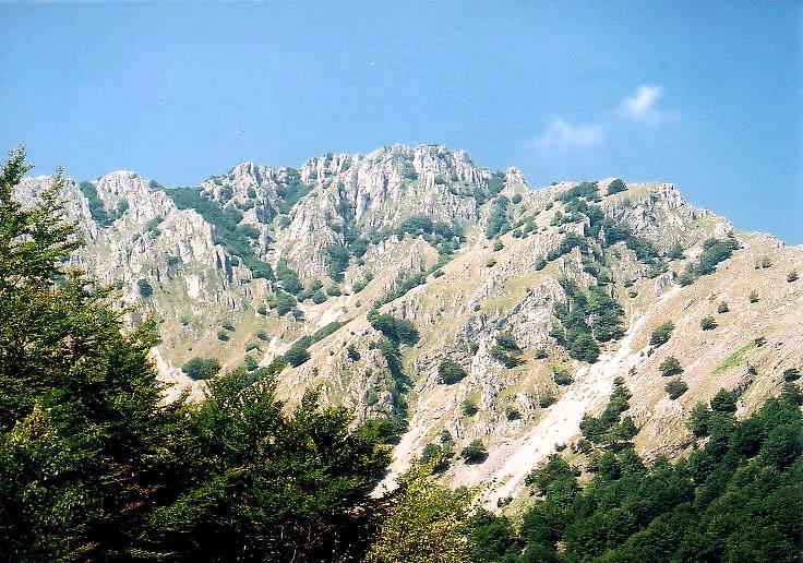 Obiective Turistice în Munții Mehedinți