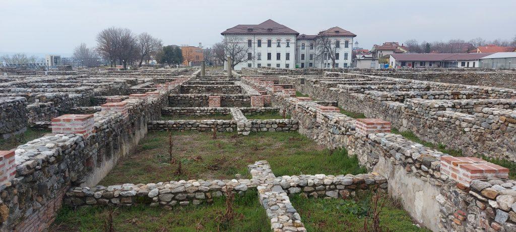 Castrul Roman de la Drobeta