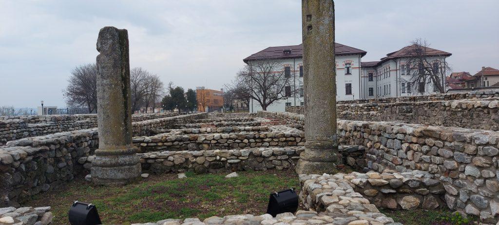 Castrul Roman Drobeta Turnu Severin