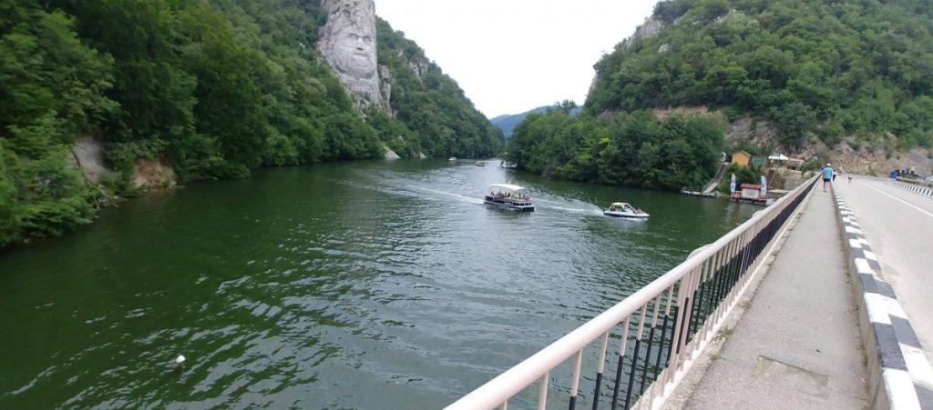 Plimbări pe Dunăre