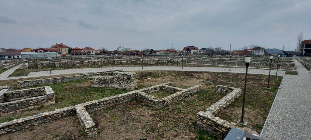 Castrul-Roman-Drobeta-Vedere-Ansamblu