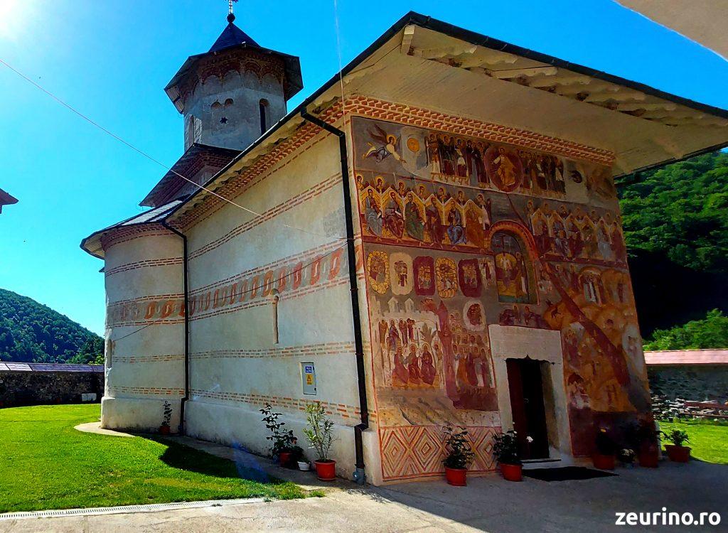 Manastirea Topolnita Biserica Veche